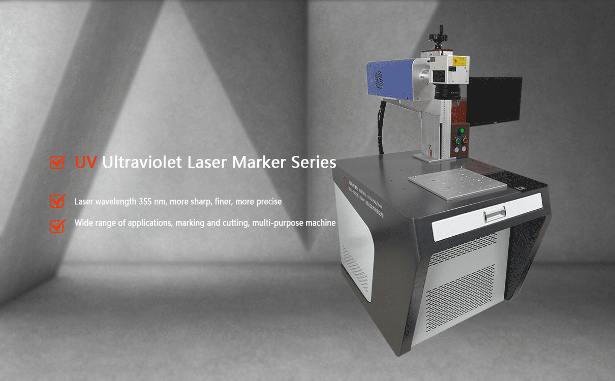 Automated laser marking